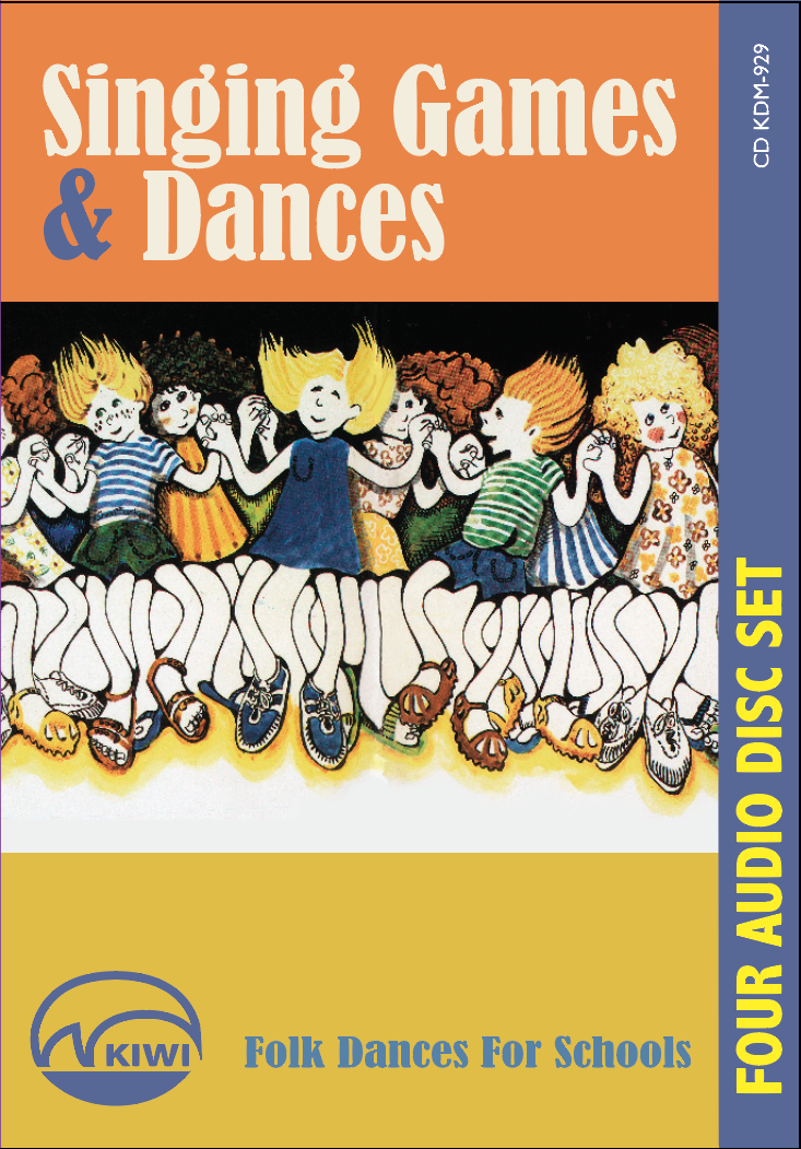 SINGING GAMES & DANCES - Folk Dances for Junior Classes
